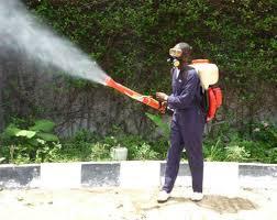 COVID-19: Fire Service fumigates Enugu metropolis