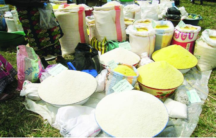 Buyers attack garri seller in Edo over price hike
