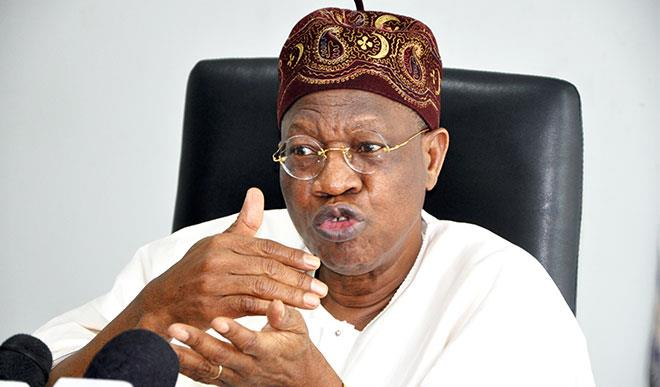 Taskforce on COVID-19 has not received a kobo from private donations – Lai Mohammed