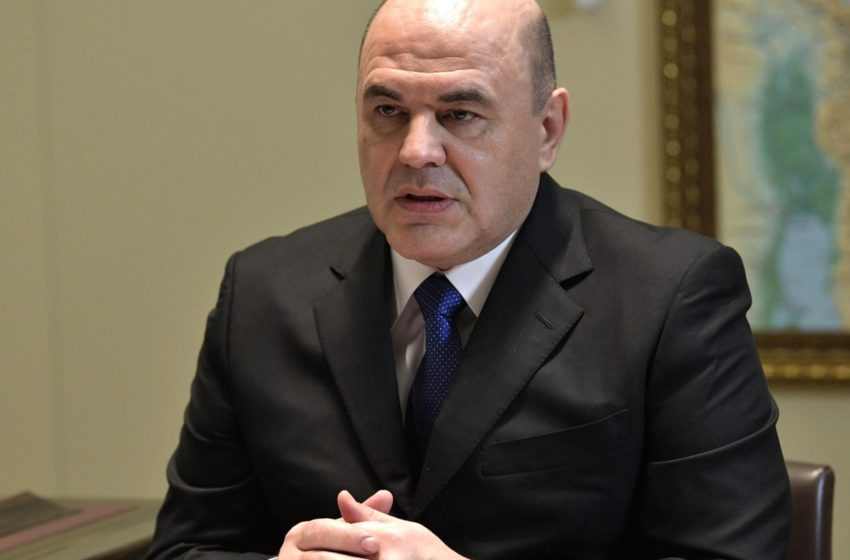 COVID-19: Russian PM tests positive, isolated