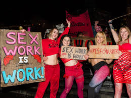 COVID-19: Sex workers stranded in Germany as brothels shut