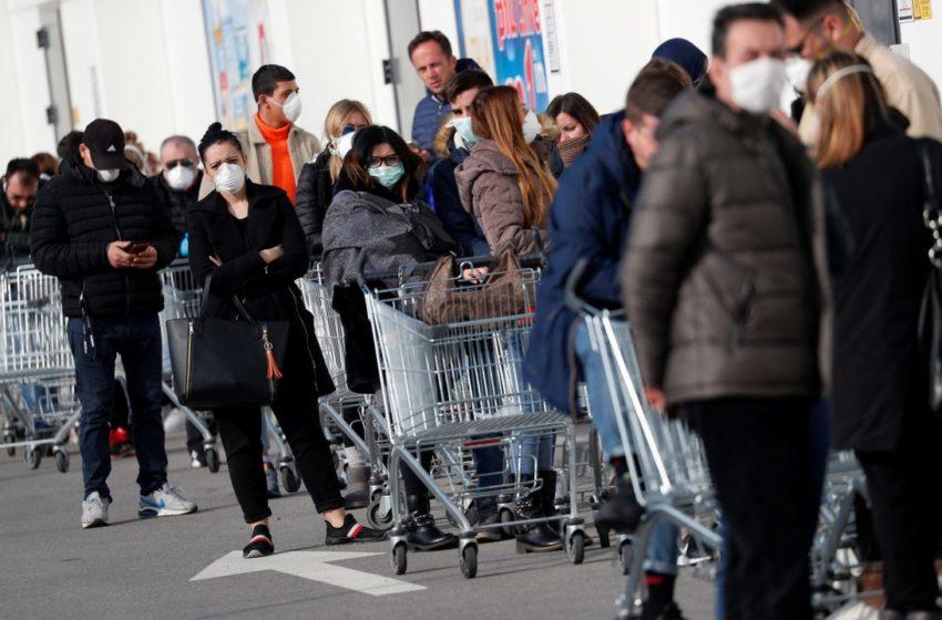 US coronavirus toll surpasses 1 million as death toll rises to 58,356