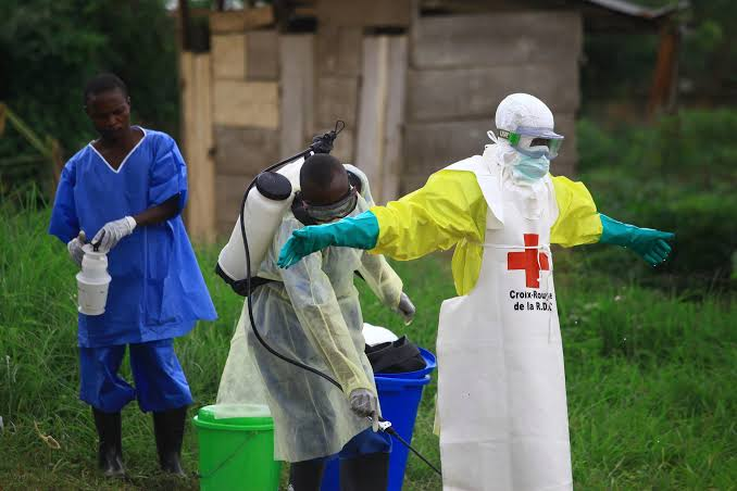 Ebola virus resurfaces in DR Congo amidst Covid19 pandemic
