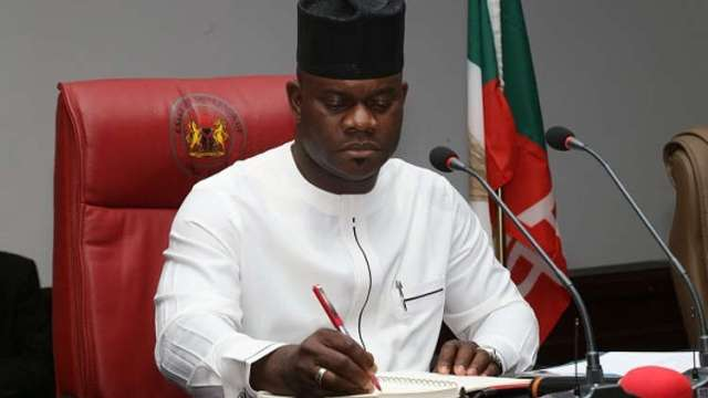 Kogi Govt Speaks On Alleged Fight Between Gov. Yahaya Bello And First Lady