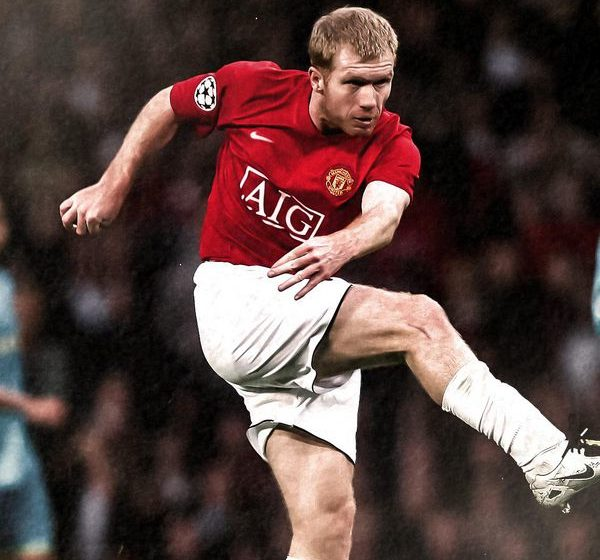 Paul Scholes reveals two players he hated playing against during his career