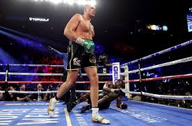 Why I will knock Anthony Joshua out in 3rd round – Tyson Fury