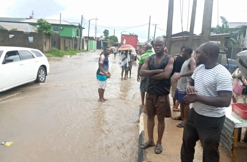 Come to our aid, residents beg Sanwo-Olu as flood submerges communities