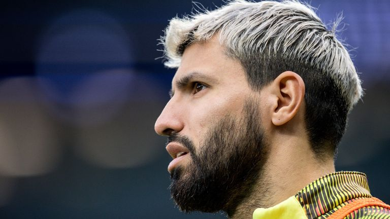 EPL: Aguero says most players are scared to resume