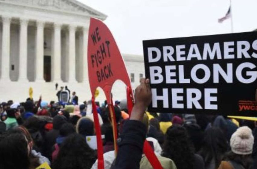Breaking: USA Supreme Court blocks Trump from ending DACA