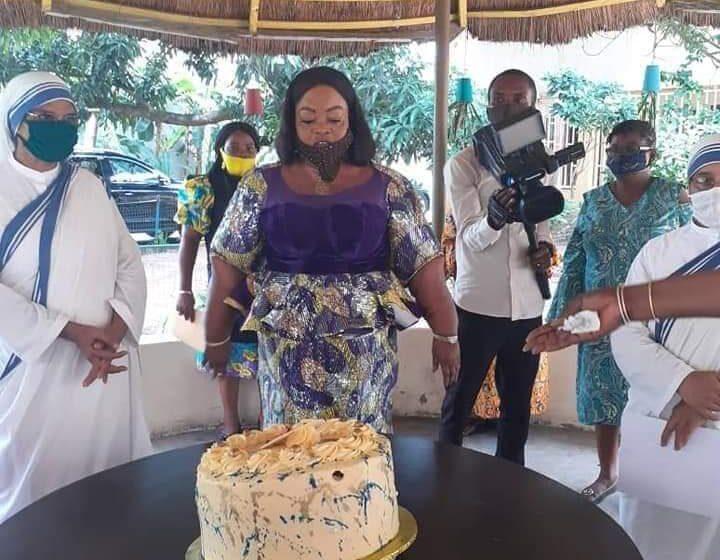 Sanwo-Olu Celebrates Birthday with Orphans