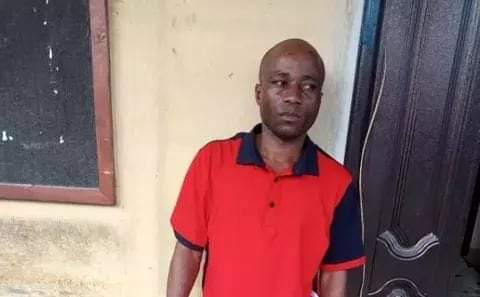 Pastor arrested for allegedly raping 16-yr-old girl inside his church