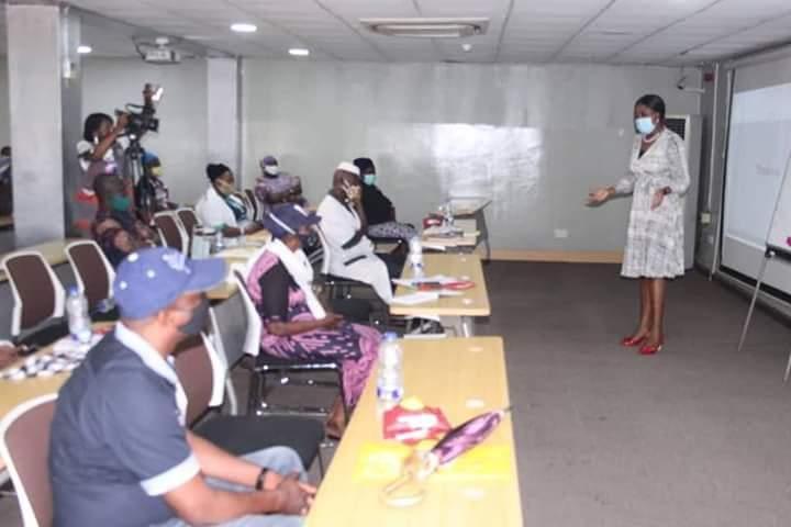 LSACA Trains Traditional Birth Attendants