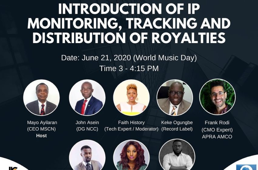 World Music Day: MCSN introduces IP monitoring, Tracking and Royalty distribution