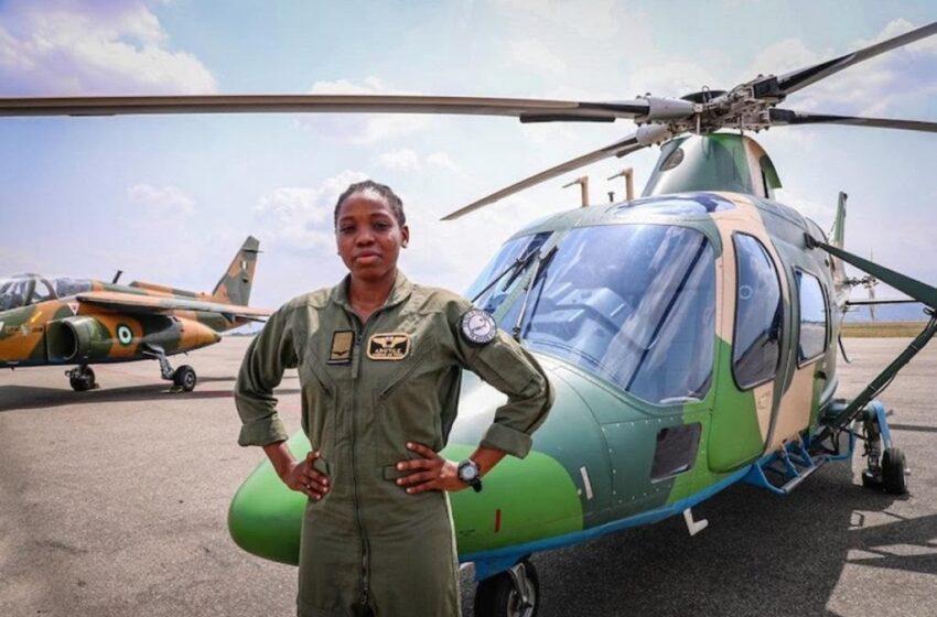 Nigerian Airforce reveals identity of Tolulope Arotile's killer