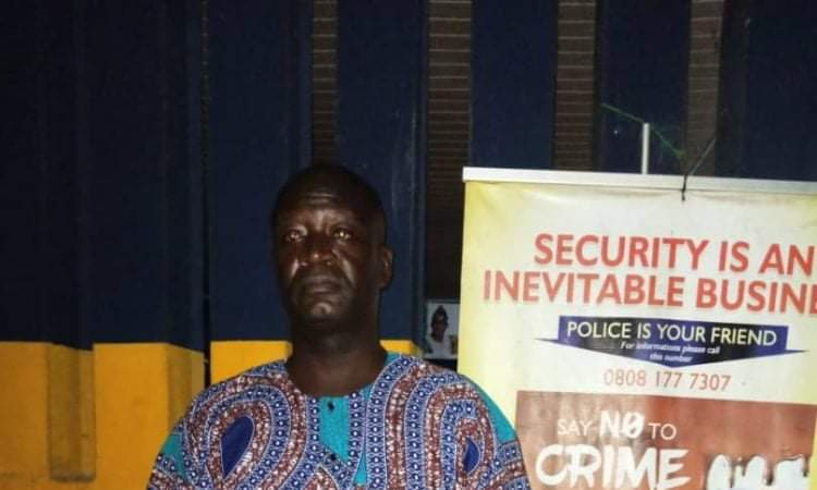 CAC Pastor arrested for raping own daughter