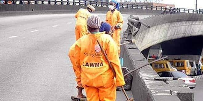 LAWMA insures street sweepers in Death, Disability And Medical Expenses