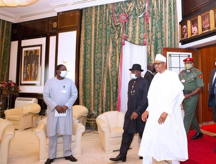 Buhari, Jonathan are like brothers  -Femi Adesina