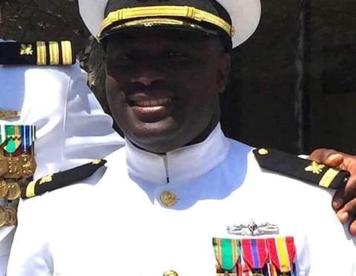 US Navy awards Nigeria's Lt Victor Agunbiade for managing its N26bn well