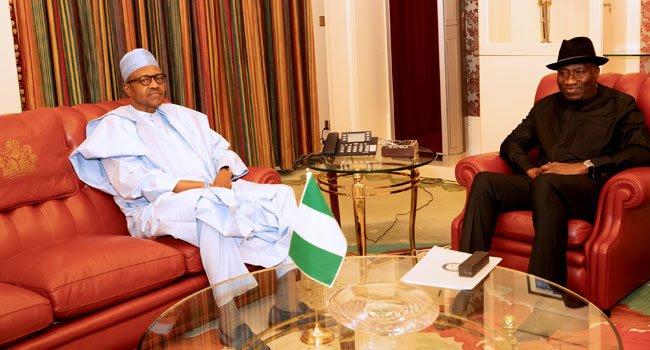 Ex President, Goodluck Jonathan visits Buhari again