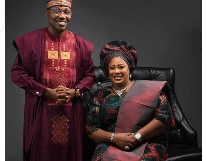 Lagos Politician, Fateemah Muhammed marries at 48