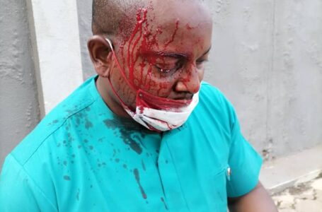 Medical Thugs: Doctors fight dirty as NMA election ends in violence