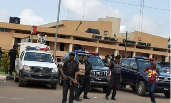 Breaking: Police takes over Edo Assembly Complex