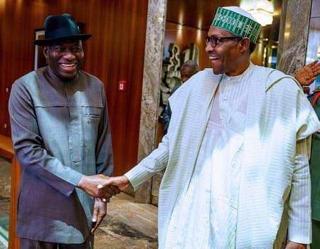 Mali crisis: Buhari, Jonathan meet again in Aso Rock
