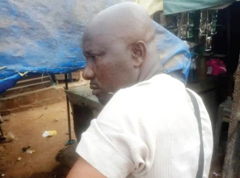 Community Leader Attacked By Police In Lagos
