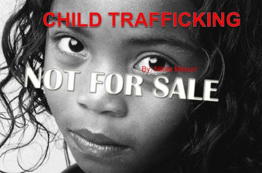 Village Head In Trouble after Selling A Baby For N20,000