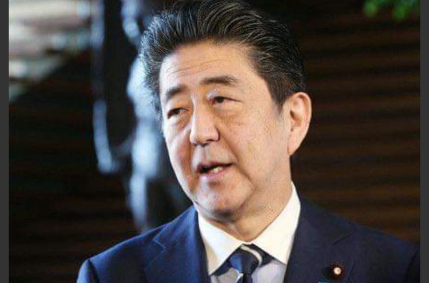 Breaking: Japan's Prime Minister, Shinzo Abe resigns