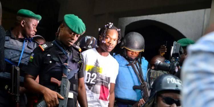 Naira Marley Docked Over Abuja Concert
