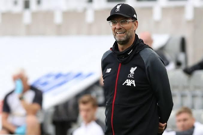 Jurgen Klopp Wins Premier League Manager Of The Year Award