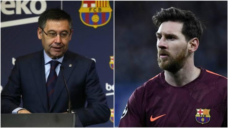 Bartomeu Insists Messi Will Remain At Barcelona