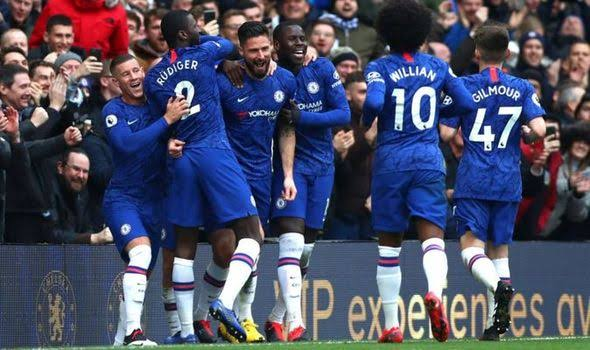 Six Chelsea Players Test Positive For Coronavirus