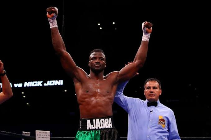 Ajagba defeats Rice, now unbeaten in 14 fights