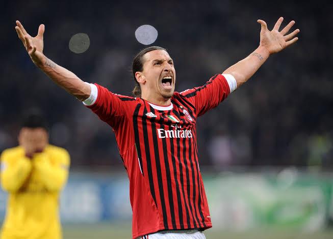 Zlatan Ibrahimovic tests positive for COVID-19