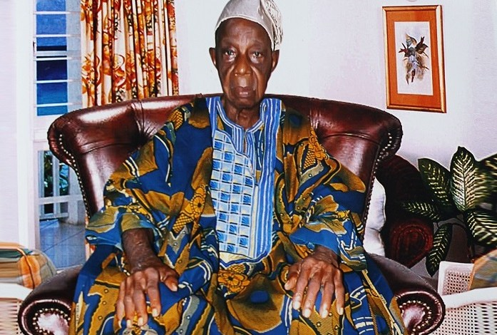 Ex-Lagos Commissioner, Ojelabi's Father Dies At 105