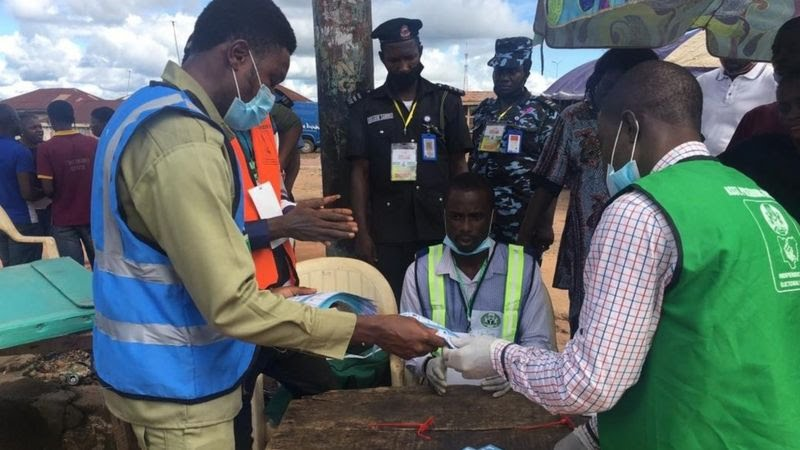 Ondo Elections: Hopefully all results will be in on Sunday- INEC