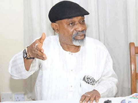 Ngige says UTAS proposed by ASUU has no hardware backing