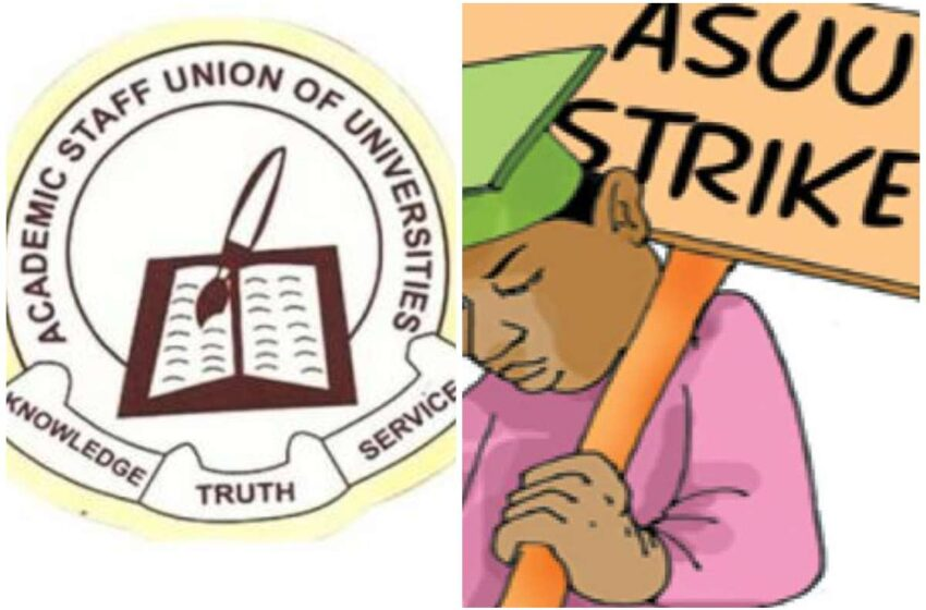 ASUU Strike: meeting with FG ends in deadlock, govt may take legal action