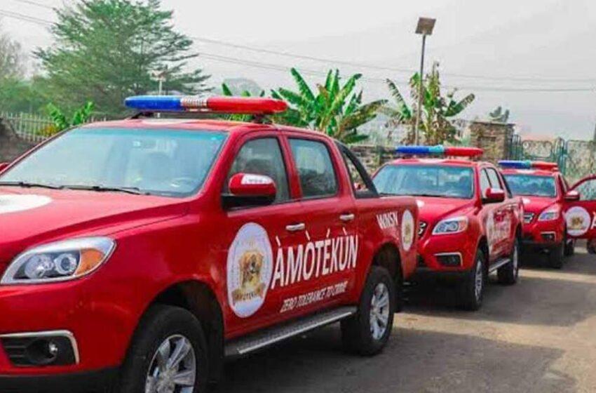 Amotekun, herdsmen clash in Oyo, seven reported dead