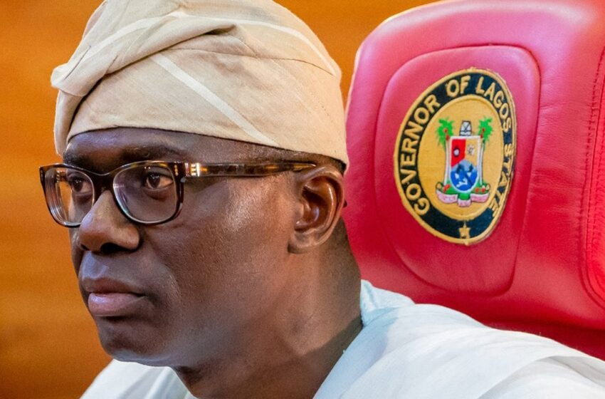 Sanwo-Olu urges #EndSARS protesters to end demonstrations and embrace dialogue