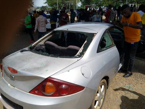 Hoodlums attack EndSARS protesters in Abuja