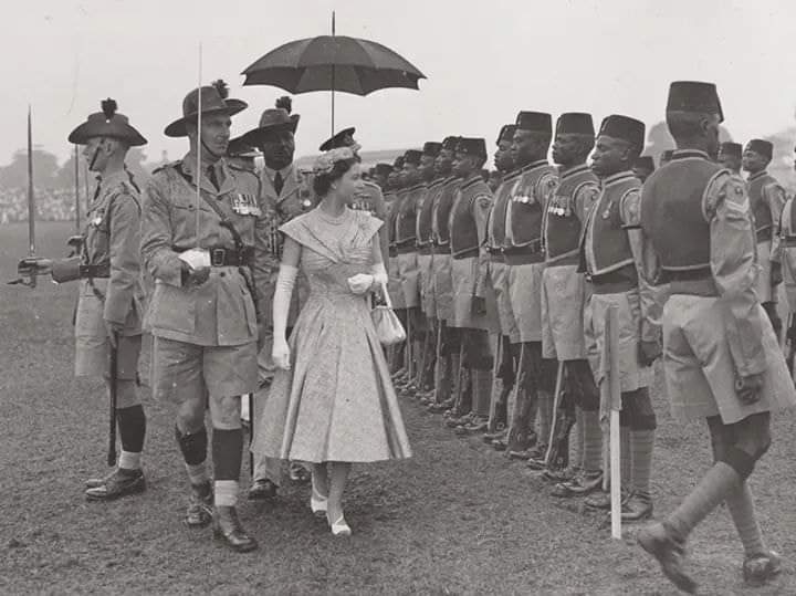Queen of England congratulates Nigeria on 60th independence