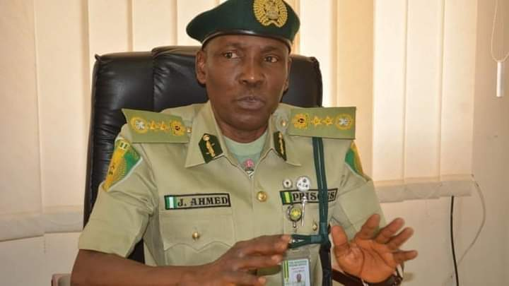 Nigerian Correctional Services to publish names, Photos of runaways inmates