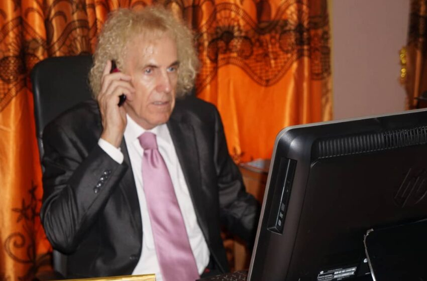"""""""Why We are Supporting Private Sector To Help Africa Governments Grow Continent"""" -ISG Boss, Tuinstra"""