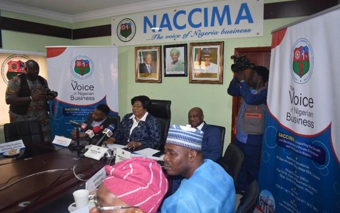 Crisis damaging Nigeria's investment image- NACCIMA