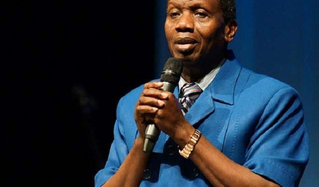 RCCG, Adeboye supports the EndSARS campaign
