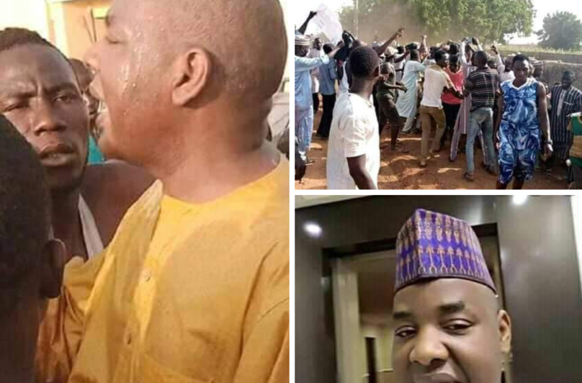 Youths Beat Up House of Rep Member in Kano Over Non- performance, Failed Promises