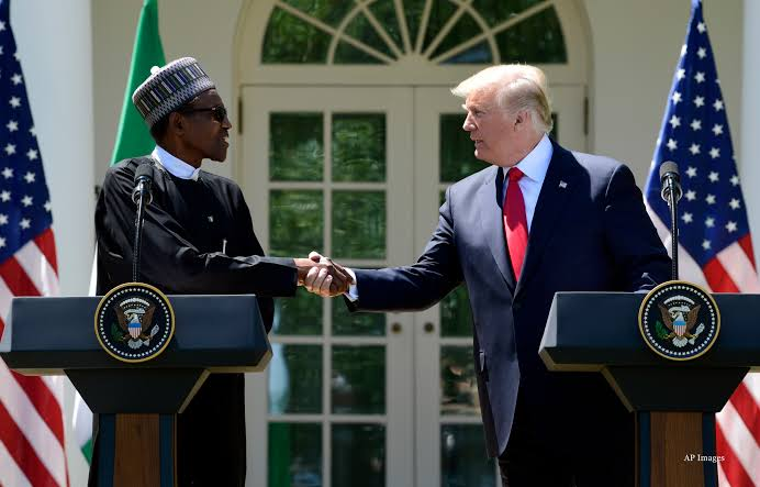 President Buhari wishes  Trump speedy recovery from COVID-19